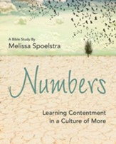 Numbers - Women's Bible Study Participant Workbook: Learning Contentment in a Culture of More - eBook