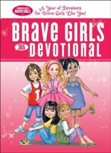 Brave Girls 365-Day Devotional - eBook