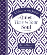 5 Minutes with Jesus: Quiet Time for Your Soul - eBook