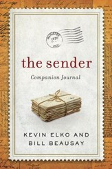 The Sender Companion Journal: Be a Blessing and Other Lessons from the Sender - eBook