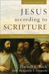 Jesus according to Scripture: Restoring the Portrait from the Gospels - eBook