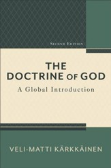 The Doctrine of God: A Global Introduction - eBook