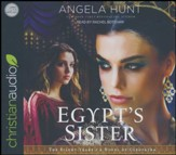 Egypt's Sister - unabridged audio book on CD
