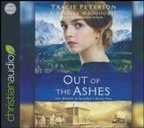 Out of the Ashes - unabridged audio book on CD