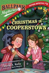 Ballpark Mysteries Super Special #2: Christmas in Cooperstown - eBook