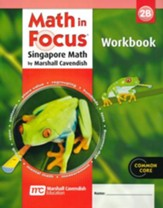 Math in Focus: The Singapore Approach Grade 2 Student Workbook B