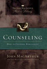 Counseling: How to Counsel Biblically - eBook