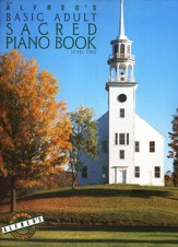 Alfred's Basic Adult Piano Course  Sacred Book, Book 2