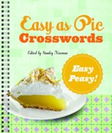Easy as Pie Crosswords: Easy-Peasy!