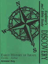 Bible Discovery: Early History Of  Israel (Exodus-Joshua), Answer Key