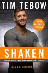 Shaken: The Young Reader's Edition:  Discovering Your True Identity in the Midst of Life's Storms - eBook