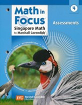 Math in Focus: The Singapore Approach Grade 4  Assessments