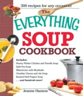 The Everything Soup Cookbook - eBook