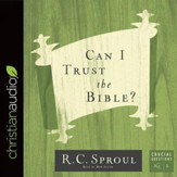 Can I Trust the Bible? - unabridged audio book on CD