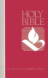 NRSV Ministry Bible Paperback - Slightly Imperfect