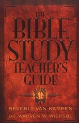 The Bible Study Teacher's Guide