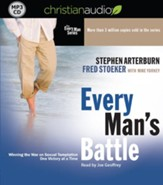 Every Man's Battle: Winning the War on Sexual Temptation One Victory at a Time - unabridged audiobook on MP3-CD