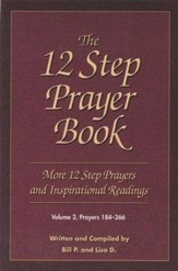 The 12 Step Prayer Book: More Twelve Step Prayers and Inspirational Readings Prayers 184-366 - eBook