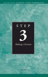 Step 3 AA Making a Decision: Hazelden Classic Step Pamphlets - eBook