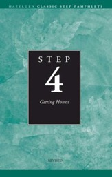 Step 4 AA Getting Honest: Hazelden Classic Step Pamphlets - eBook