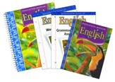 Houghton Mifflin English Grade 4 Homeschool Package