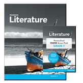 Pearson Literature Homeschool Bundle, Grade 7