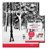 Pearson Literature Homeschool Bundle, Grade 8
