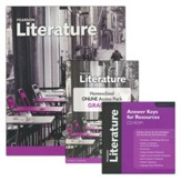 Pearson Literature Homeschool Bundle, Grade 10