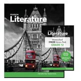 Pearson Literature Homeschool Bundle, Grade 12