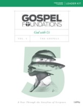 Gospel Foundations, Volume 5, God With Us: The Gospels, DVD Leader Kit