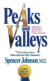 Peaks and Valleys: Making Good And Bad Times Work For You-At Work An - eBook