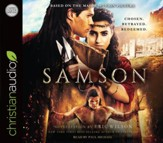 Samson: Chosen. Betrayed. Redeemed - unabridged audiobook on CD