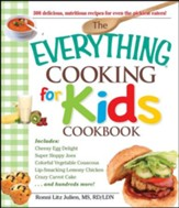 The Everything Cooking for Kids Cookbook - eBook