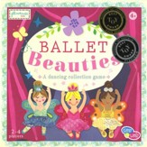 Ballet Beauties: A Dancing Collection Board Game