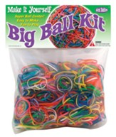 The One Pounder Make it Yourself Rubber Band Ball Kit