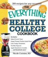 The Everything Healthy College Cookbook - eBook