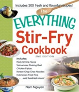 The Everything Stir-Fry Cookbook - eBook