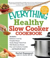 The Everything Healthy Slow Cooker Cookbook - eBook