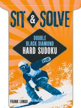 Sit & Solve Double Black Diamond Sudoku