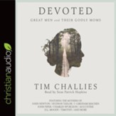 Devoted: Great Men and Their Godly Moms - unabridged audiobook on CD