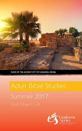 Adult Bible Studies Summer 2017 Student - Regular Print - eBook