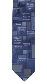 The Beatitudes, Silk Tie