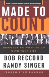 Made to Count: Discovering What to Do With Your Life - Slightly Imperfect