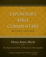 Hosea, Amos, Micah / Revised - eBook