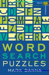 Brain Aerobics Word Search Puzzles