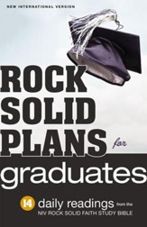 Rock Solid Plans for Graduates / Digital original - eBook