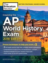 Cracking the AP World History Exam,  2018 Edition - eBook