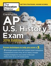 Cracking the AP U.S. History Exam, 2018 Edition - eBook