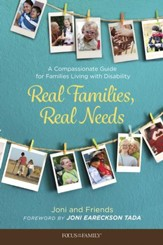 Real Families, Real Needs: A Compassionate Guide for Families Living with Disability - eBook