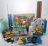 Lab Kit for BJU Press Science Grade 8 (4th Edition)